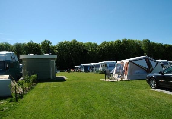 Michigan Campingplätze voll Haken