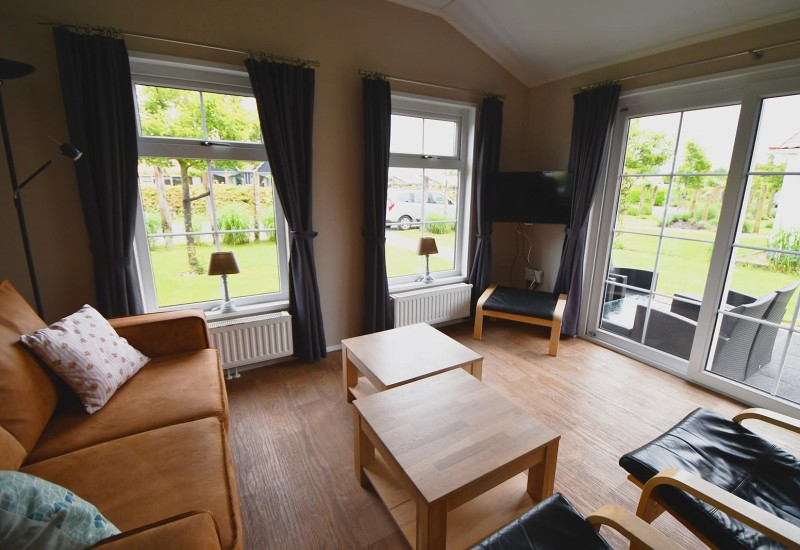 4 Persoons Chalet Meerpaal
